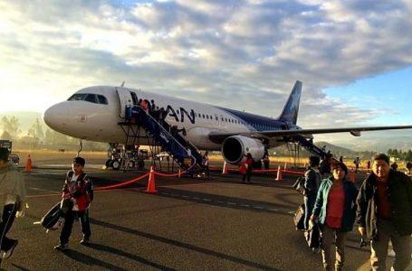 Operaciones aéreas crecen 4.4% por mayores vuelos al norte y oriente del país