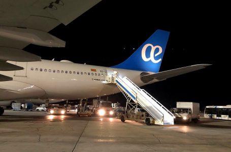 Tripulación de Air Europa dejará de pernoctar en Venezuela tras ataques