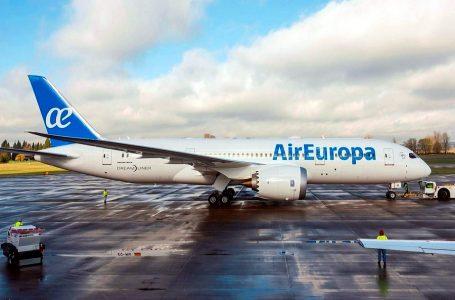 """Air Europa desmiente supuesto """"ataque"""" a su tripulación en Venezuela"""