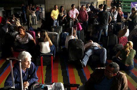 Principal aeropuerto de Venezuela activa plan de contingencia por apagón