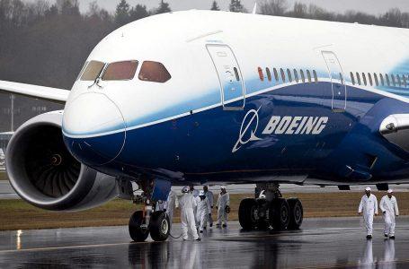 Acciones de Boeing caen en la bolsa por accidente en Etiopía