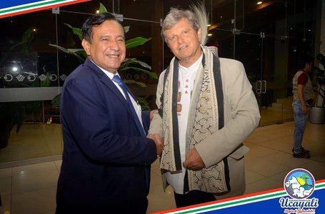 Hotel Costa del Sol Wyndham Pucallpa recibió la visita del Embajador de Suiza