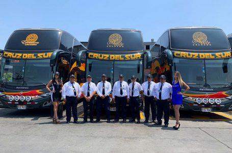 Cruz del Sur invierte S/ 17,5 millones en nuevos buses Mercedes Benz