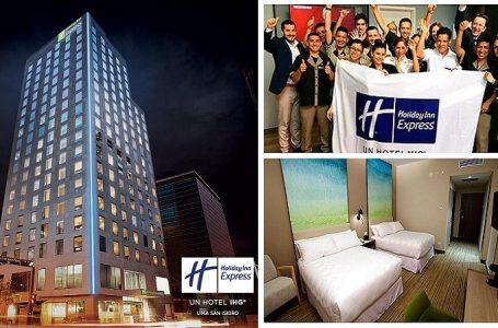 Cadena IHG anuncia apertura de hotel Holiday Inn Express Lima