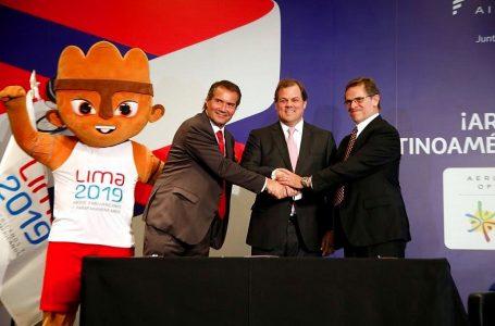 Latam Airlines es la aerolínea oficial de Juegos Panamericanos Lima 2019