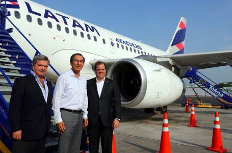 Latam Airlines unirá Cusco y La Paz con vuelo directo desde el 1 de julio
