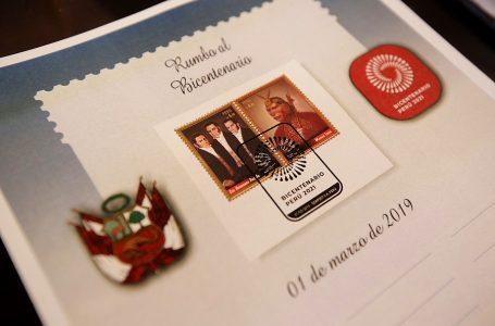 Lanzarán nueva colección de sellos y matasellos postales por el Bicentenario
