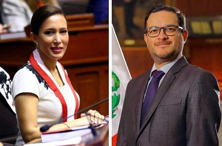 Evalúan nuevos ministros: congresista Paloma Noceda voceada para el Mincetur
