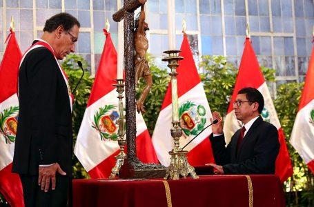 Edmer Trujillo fue ratificado en la cartera de Transportes y Comunicaciones