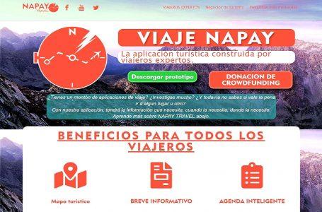 Napay Travel: app arequipeña busca ser el Uber del turismo