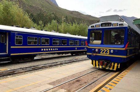 PeruRail suspende operaciones ferroviarias en ruta Machu Picchu – Hidroeléctrica