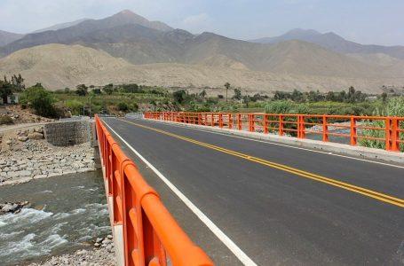 MTC concluirá tramo de la Panamericana Sur entre Pisco e Ica
