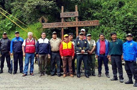 Buscan formalizar transporte turístico de Santa Teresa a Machu Picchu