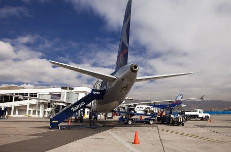 Talma brindará servicios a Latam Airlines en aeropuerto de Ilo