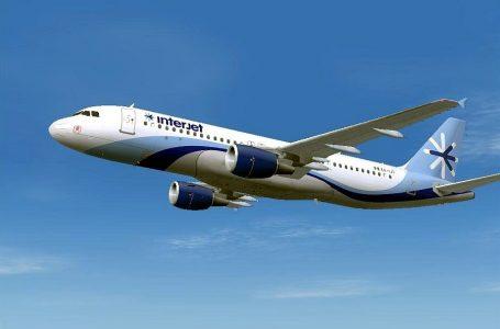 InterJet anuncia próximos vuelos directos entre Lima y Cancún