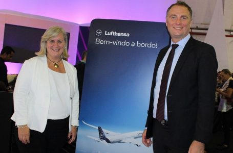 Peruanos podrán volar a Munich con Lufthansa vía Sao Paulo desde diciembre