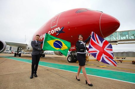 Norwegian inicia sus vuelos 'low cost' entre Londres y Río de Janeiro