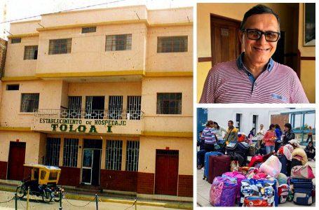 Conoce el hotel de Tumbes que brinda refugio a migrantes venezolanos