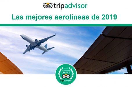 Estas son las mejores aerolíneas del mundo y una de ellas es de Sudamérica, según TripAdvisor