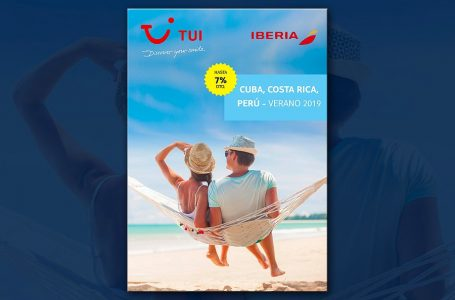 Iberia y TUI lanzan descuentos para viajes a Perú desde España