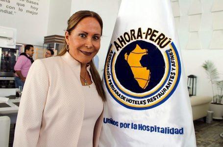 Blanca Chávez revela su plan de trabajo como presidenta de Ahora Perú