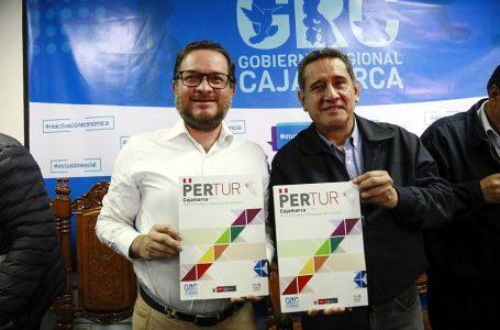 Cajamarca recibe primer Plan Estratégico Regional de Turismo al 2025 del Perú