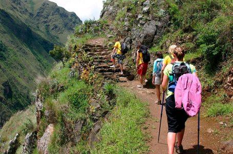 Sernanp y Policía reforzarán seguridad en Camino Inca a Machu Picchu