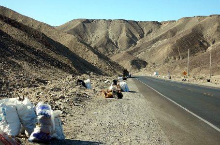 Ministerio de Cultura realizó campaña de limpieza en las Pampas de Nasca
