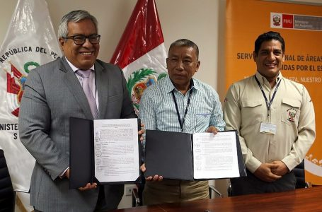 Conforman Patronato del Comité de Gestión de la Reserva Nacional Pacaya Samiria