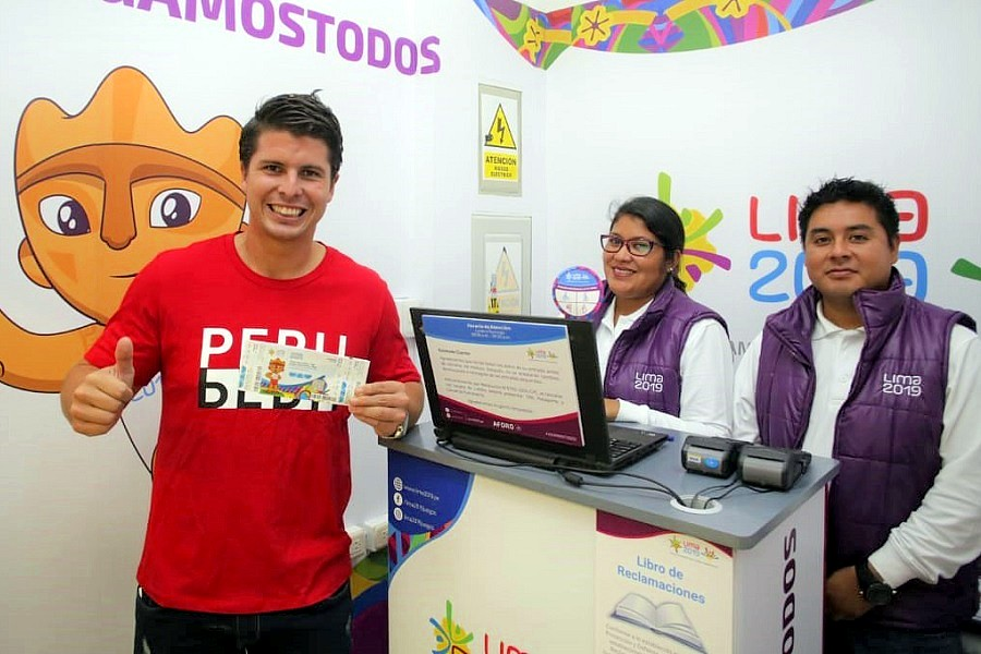 Calendario Juegos Panamericanos Lima 2019 Entradas.Panamericanos Lima 2019 Mas De 25 Mil Entradas Se Vendieron