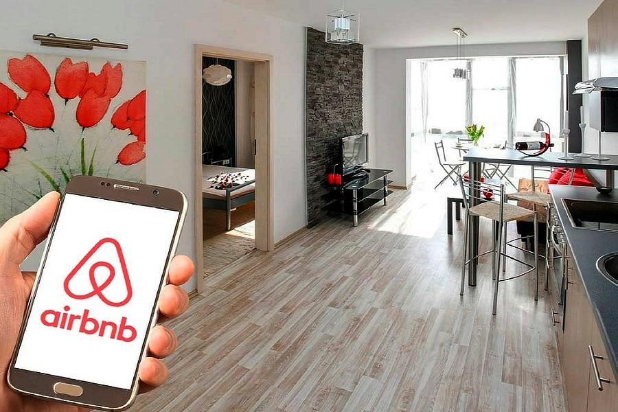 Aplicación de Airbnb para rentar