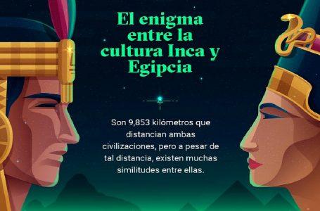 Turismo: descubre las 7 similitudes entre las culturas inca y egipcia