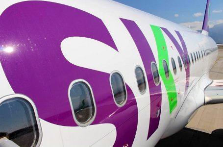 Sky Perú recibe cuarto avión A320 Neo que volará a Ayacucho y Tumbes