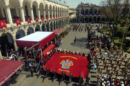 Arequipa inicia celebraciones por aniversario y espera que turismo se recupere