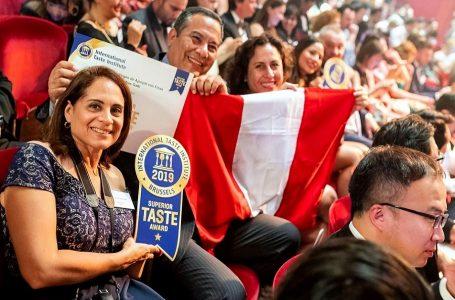 """Bélgica: otorgan premio """"Sabor Superior 2019"""" a 16 productos peruanos"""