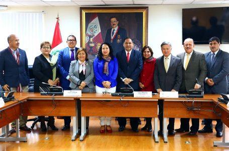 Luis Yika elegido presidente de la Comisión de Turismo del Congreso