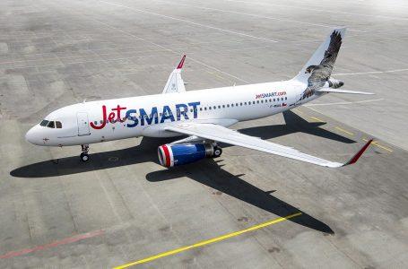 Aerolínea chilena de bajo costo JetSmart planea llegar a Colombia y Brasil