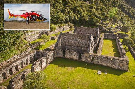 MTC: Heliamerica no tiene autorización para sobrevolar zonas arqueológicas de Cusco