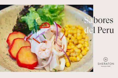 """Realizan festival gastronómico """"Sabores del Perú"""" en hotel Sheraton Asunción"""