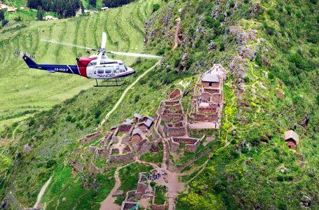 Polémica: más empresas ofrecen sobrevuelos a sitios arqueológicos de Cusco