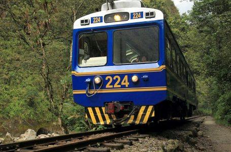 Machu Picchu: invocan a turistas nacionales y extranjeros a no utilizar el Tren Local