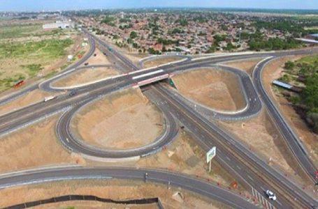 Autopista del Sol: ejecutan paso a desnivel en el tramo Trujillo – Sullana