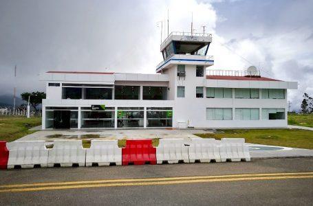 Ampliarán terminal de pasajeros y pista de aterrizaje del aeropuerto de Chachapoyas