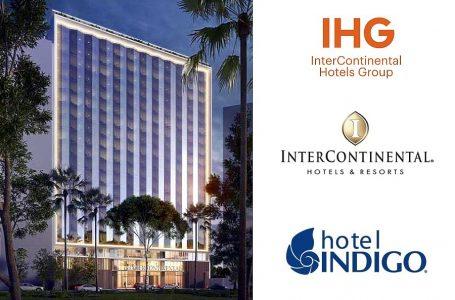 Hoteles InterContinental e Indigo de Miraflores abrirán sus puertas a inicios de 2022