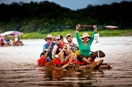 Río Amazonas será escenario de la carrera de balsas más larga del mundo