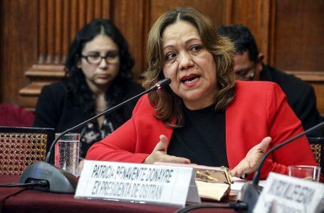 Chinchero: ex presidenta de Ositran acusó al MTC de ignorar su oposición a adenda