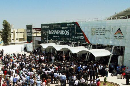 Arequipa seguirá como sede de Perumin pese a protestas antimineras