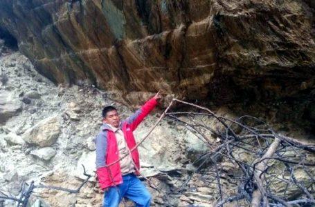 Evalúan daños a pinturas rupestres ocasionados por incendio forestal en Ollantaytambo