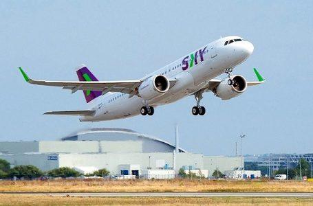 Sky Perú supera los 500 mil pasajeros transportados en primeros seis meses