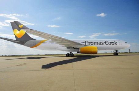 Thomas Cook suspende operaciones y deja varados a miles de pasajeros